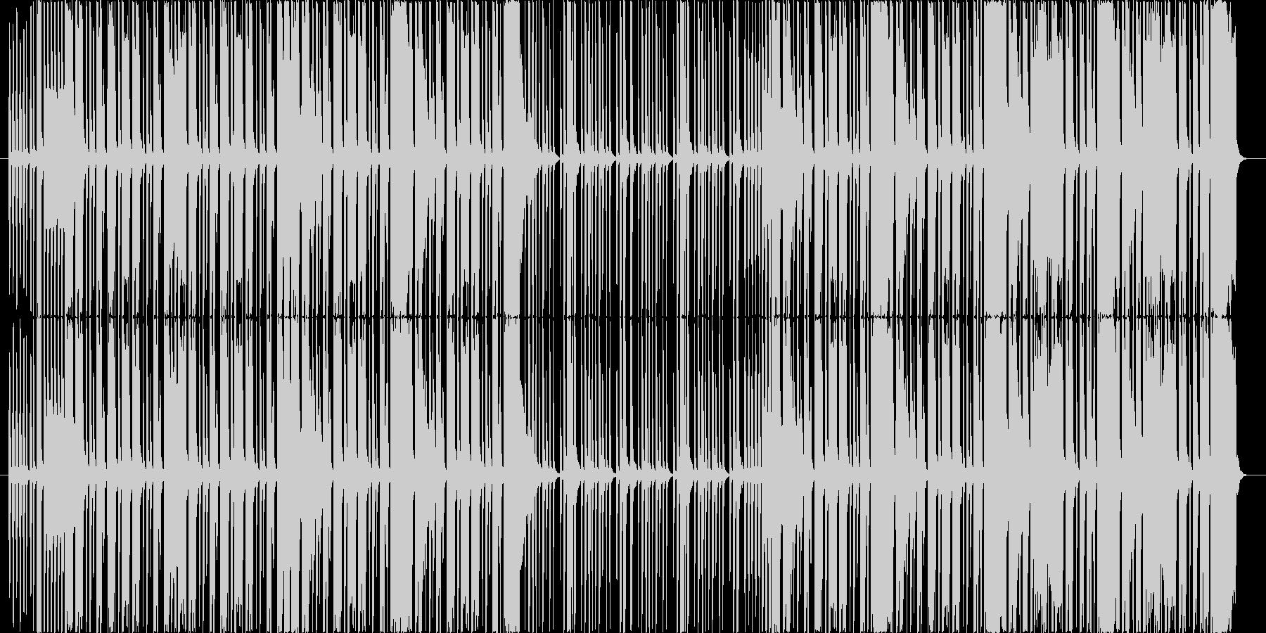 お茶目でコミカル・バカバカしいボイパ曲の未再生の波形
