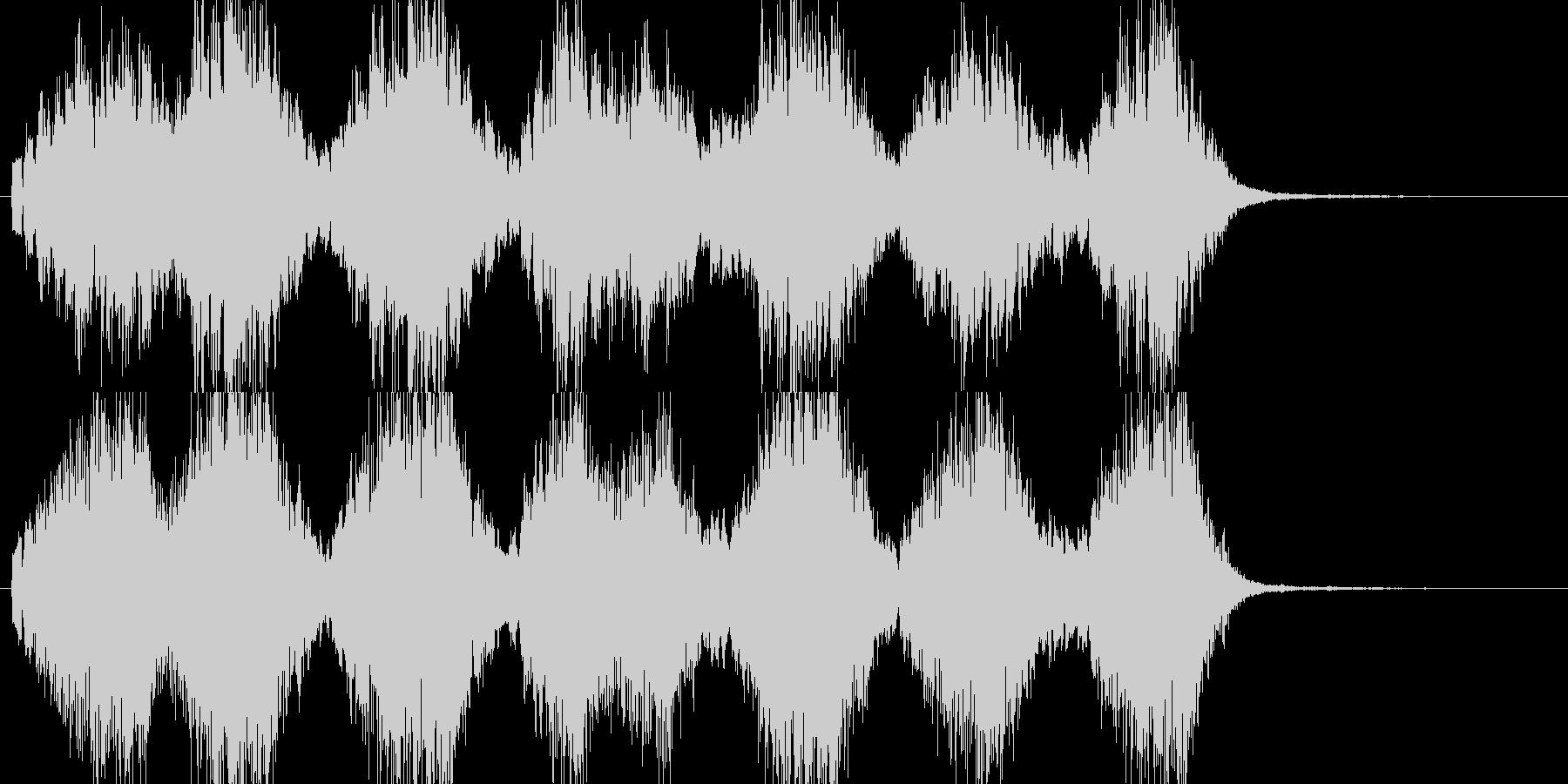 no.1 「科学」「闇」「暗闇」 B9の未再生の波形