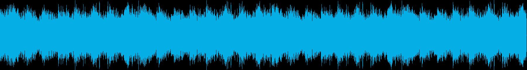 オーケストラ_クワイア_疾走感_3の再生済みの波形