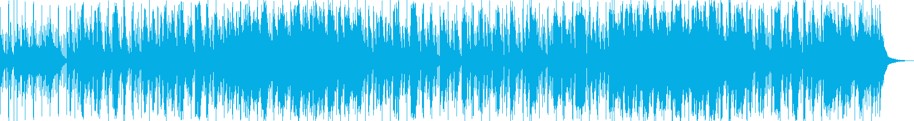 ロマンティックソウルジャズの再生済みの波形