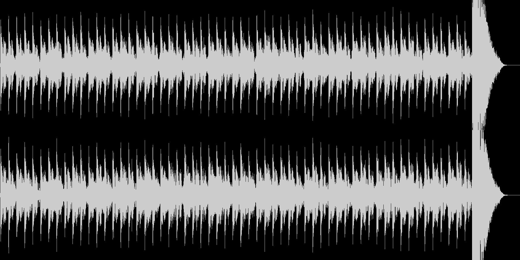 「1分カウント3」+お化けフレーズの未再生の波形