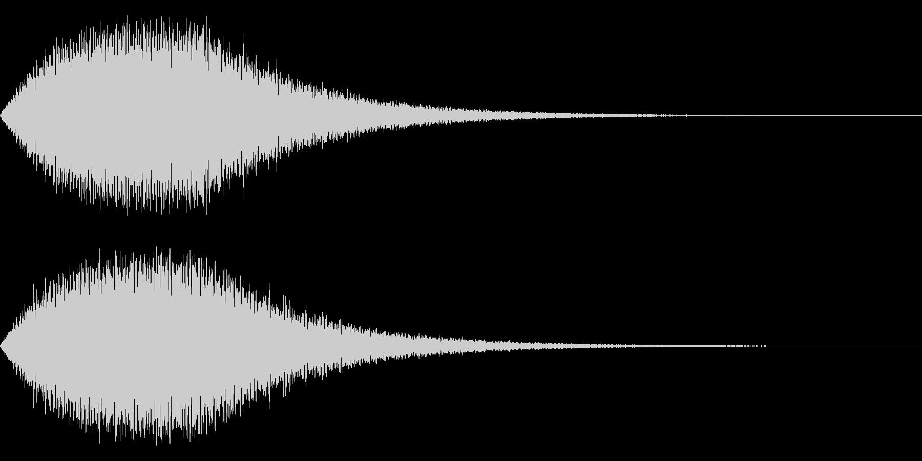 SF、ロゴ、電子的の未再生の波形