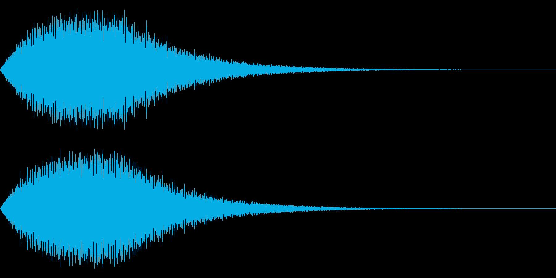 SF、ロゴ、電子的の再生済みの波形