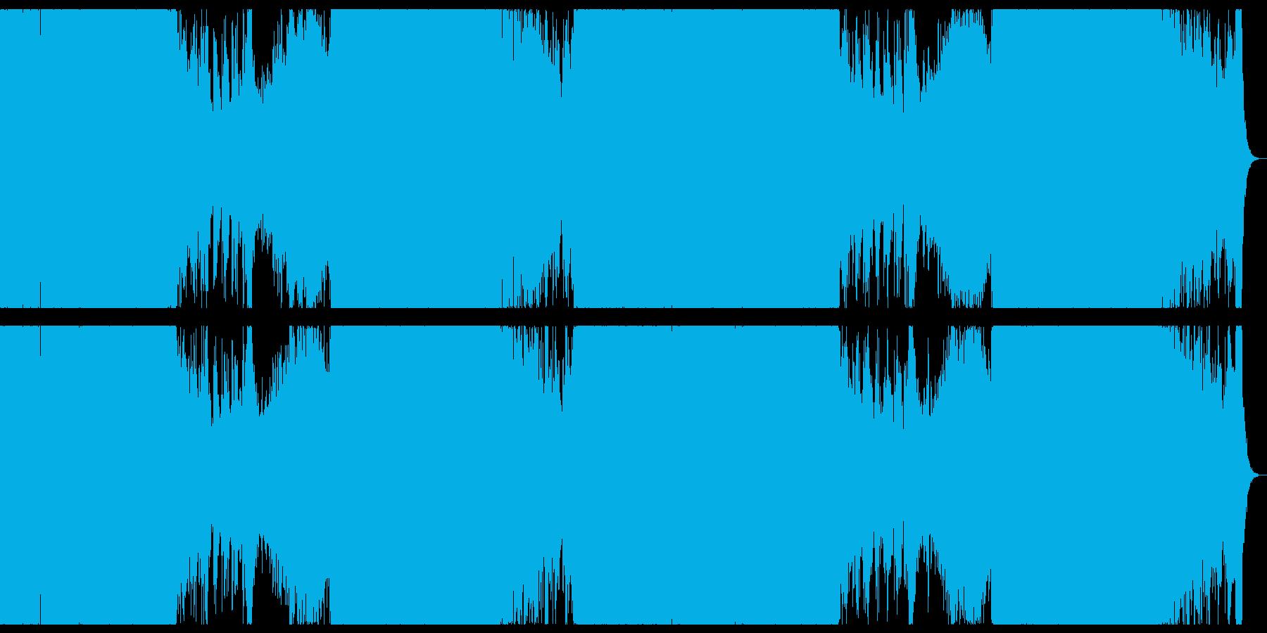 浮遊感の在る切ない感動系トランス。の再生済みの波形