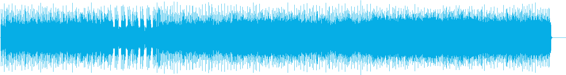 アメリカン・ロック/ファンクの再生済みの波形