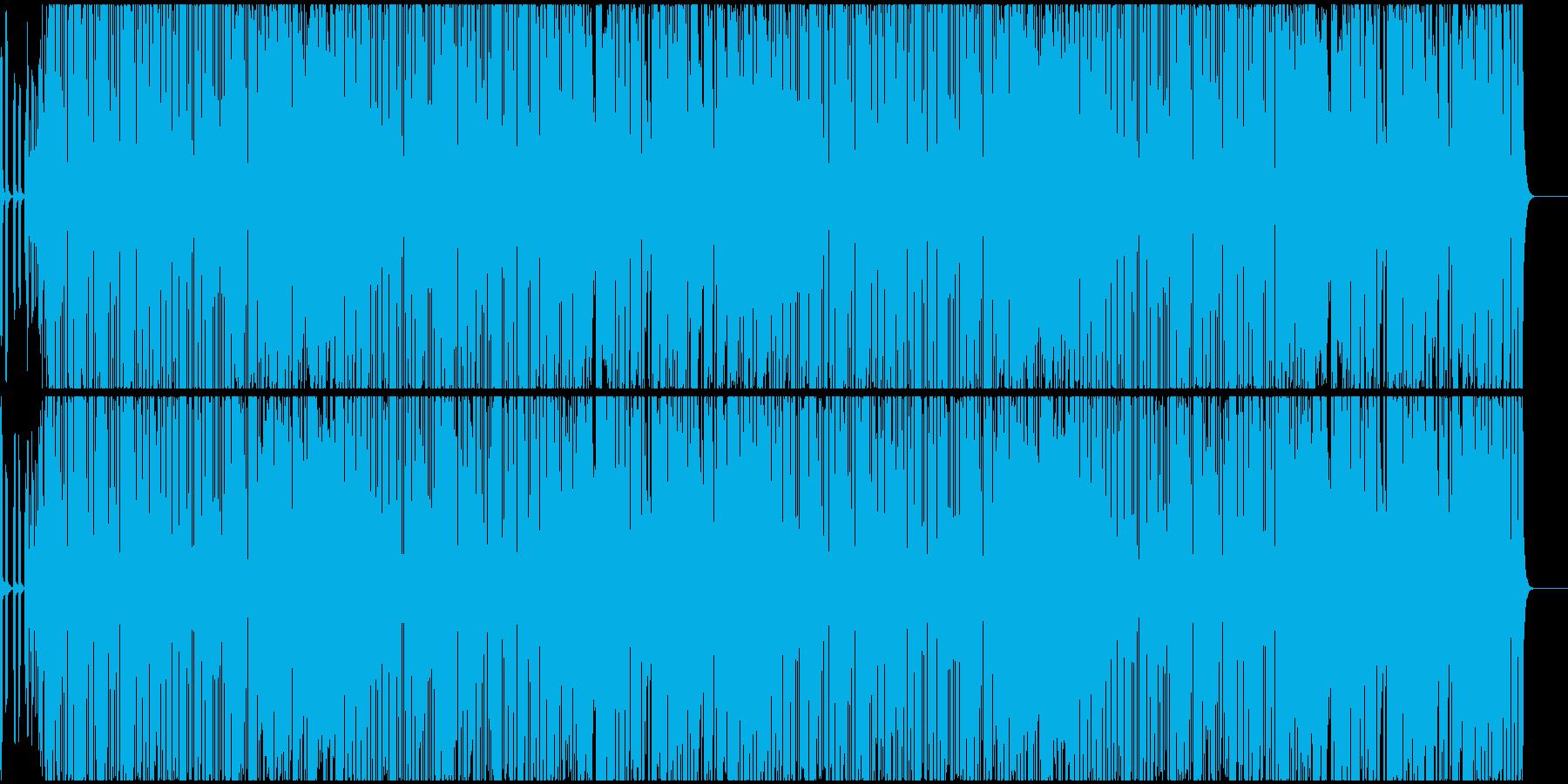切なくてほのぼのするエンディング系曲!の再生済みの波形