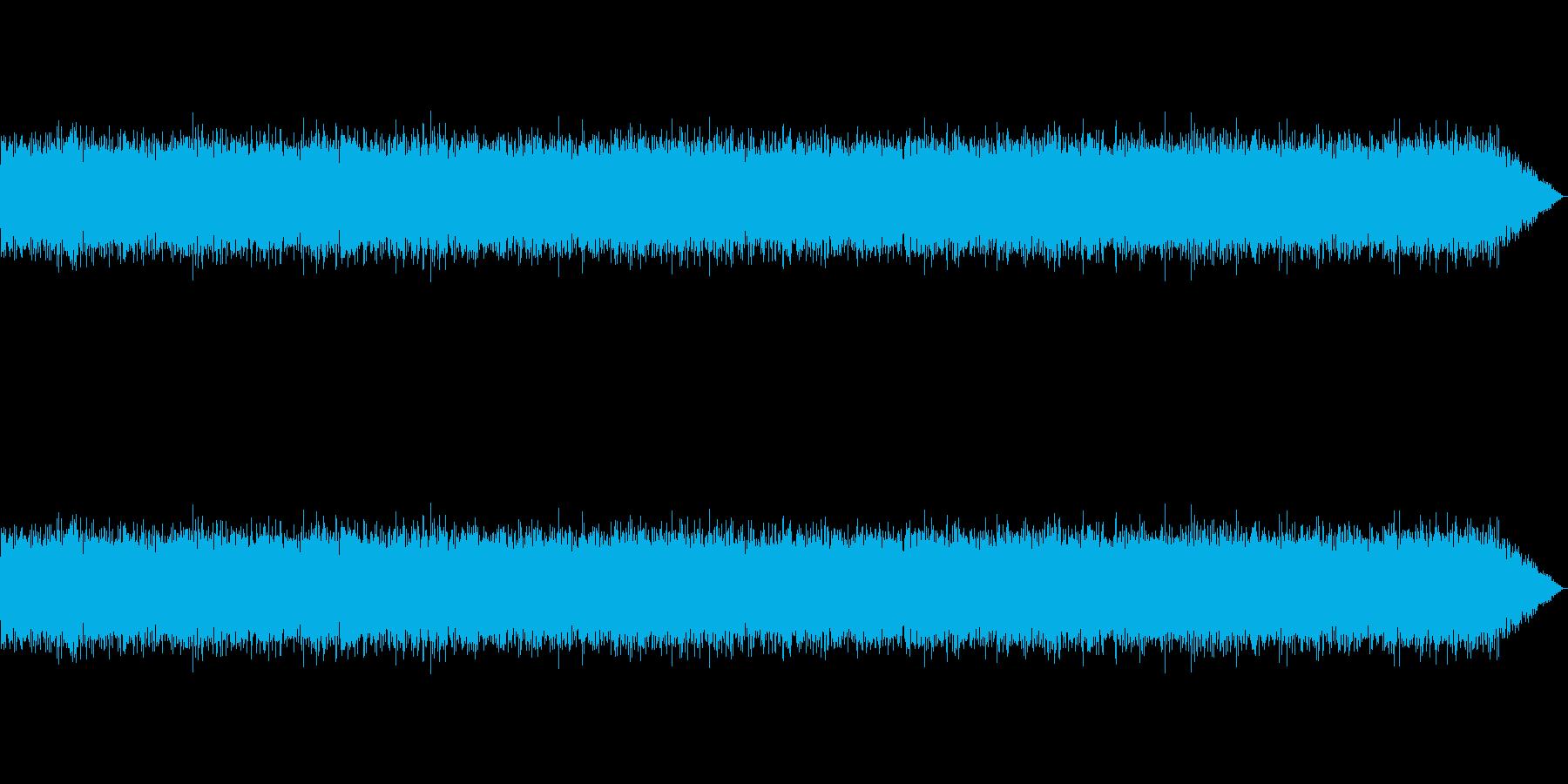 ゴーーーーーー(環境音、荒廃、風)の再生済みの波形