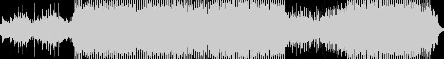 蛍の光/ポップアレンジの未再生の波形