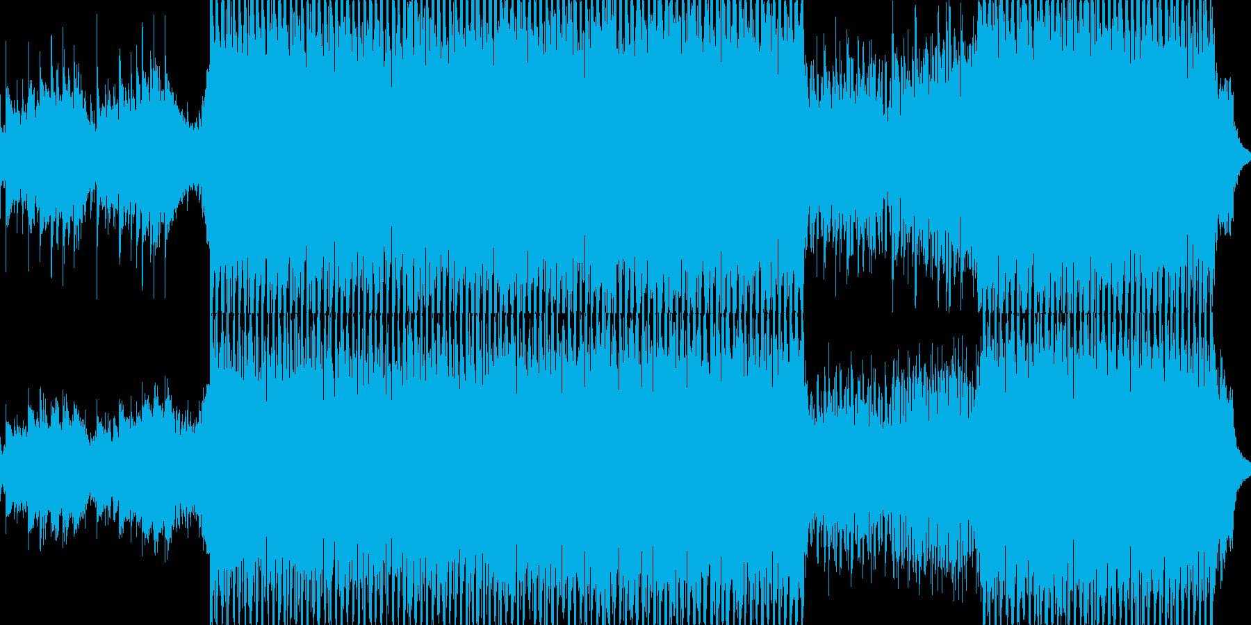 蛍の光/ポップアレンジの再生済みの波形