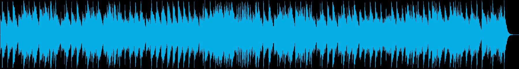 愛の夢 / リスト(オルゴール)の再生済みの波形