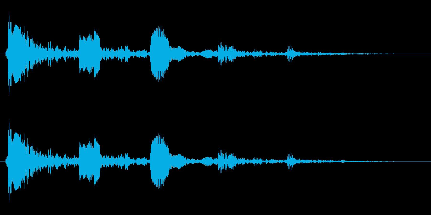 いっひっひっひっひ(響)【悪い魔女】の再生済みの波形