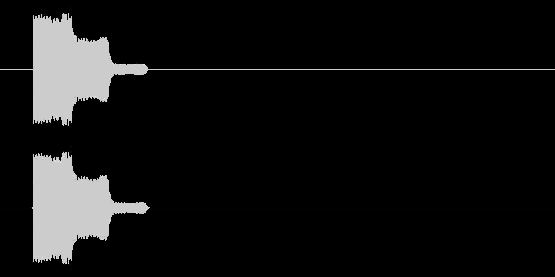 GB レースゲーム01-10(選択)の未再生の波形