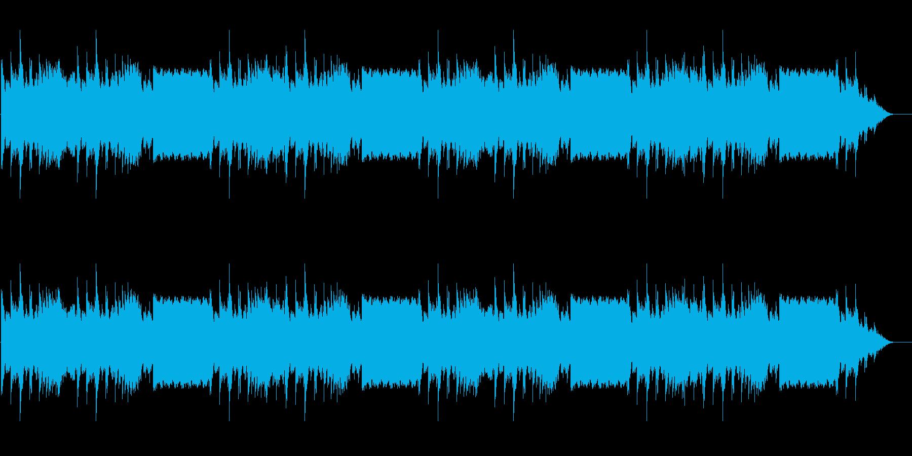 狂気の賢者 ファミコン音源版の再生済みの波形