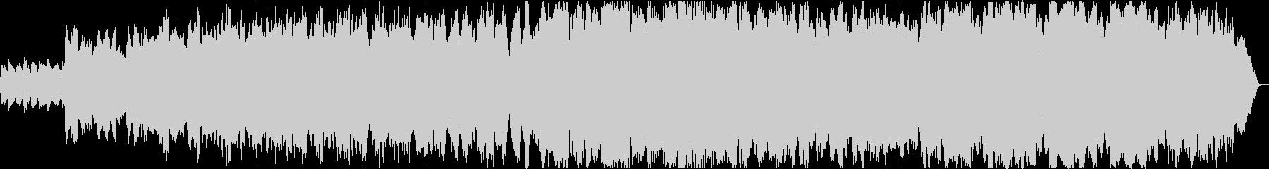 パッヘルベルのカノン/パッヘルベルの未再生の波形