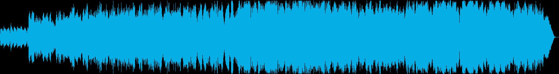 パッヘルベルのカノン/パッヘルベルの再生済みの波形