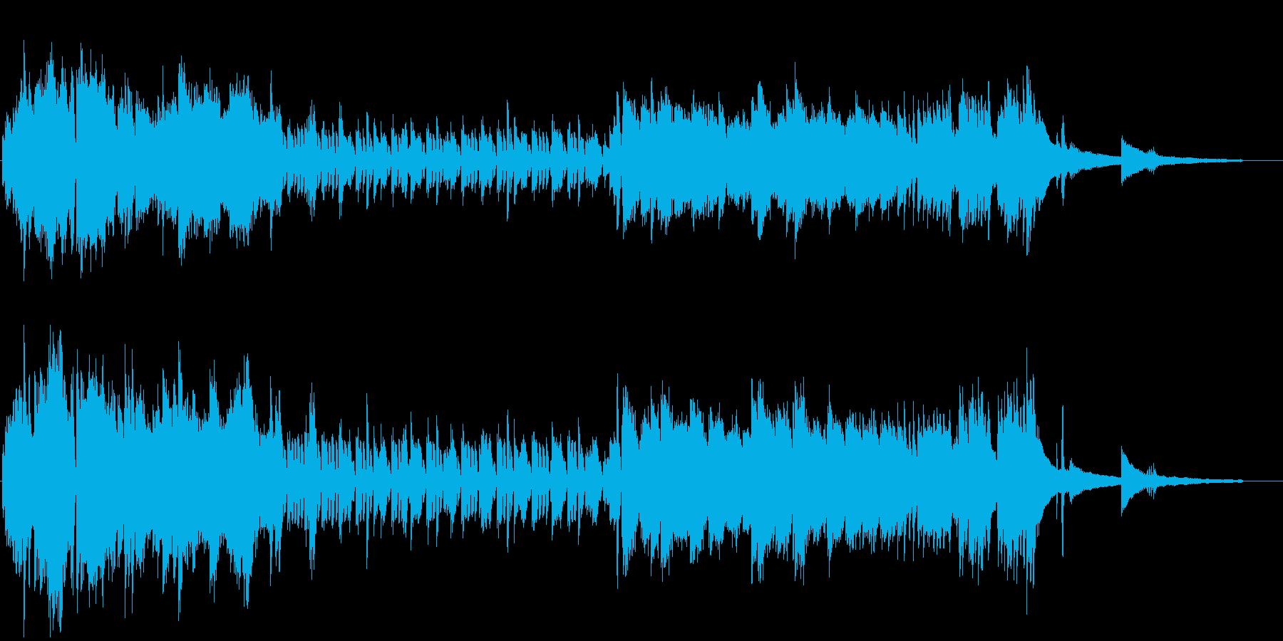 暗くドラマチックな、変拍子ピアノソロの再生済みの波形