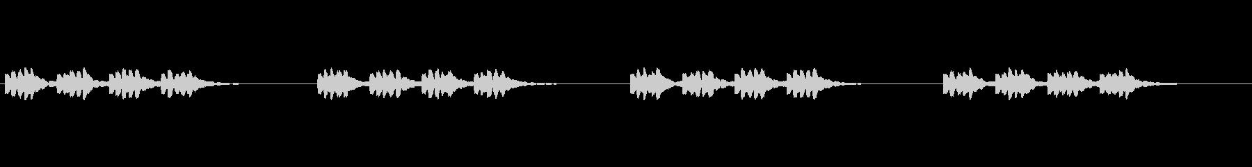 【携帯電話 着信音01-6L】の未再生の波形
