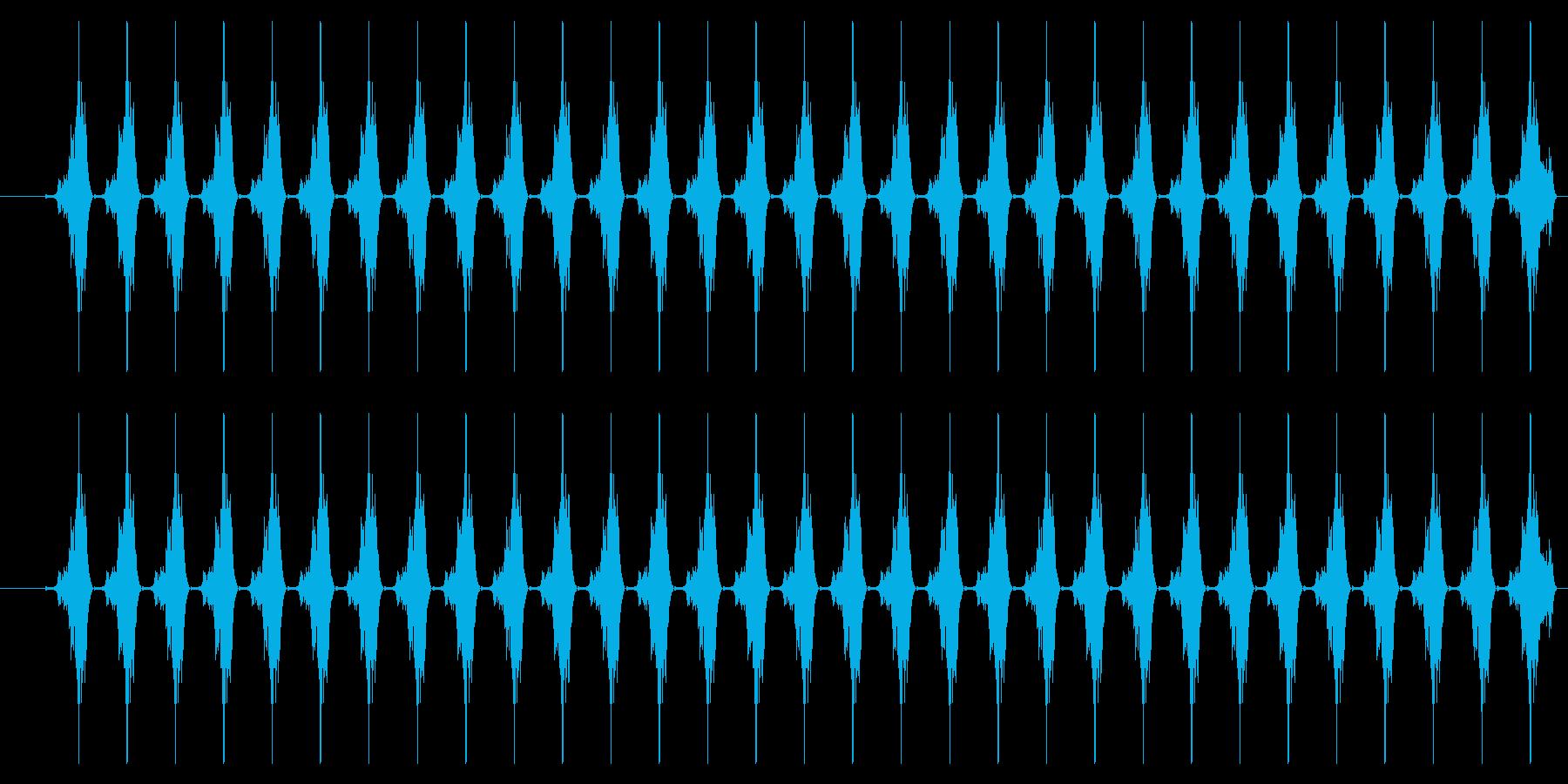 SNES-アクション01-19(メッセーの再生済みの波形