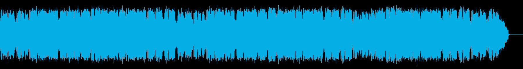 ドラマチックジャズバラードをSAXが演奏の再生済みの波形