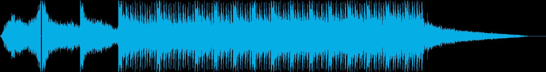 破滅を連想させるエピックサウンドの再生済みの波形