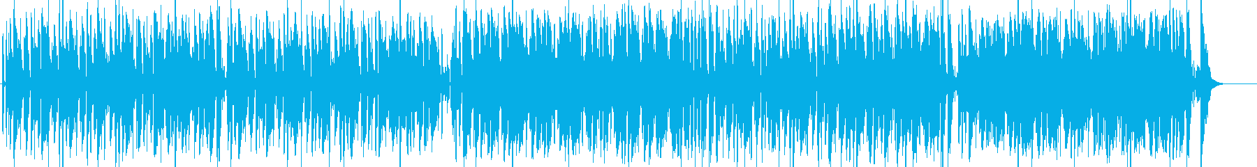 テクノ エッジー ナイト ホストクラブの再生済みの波形