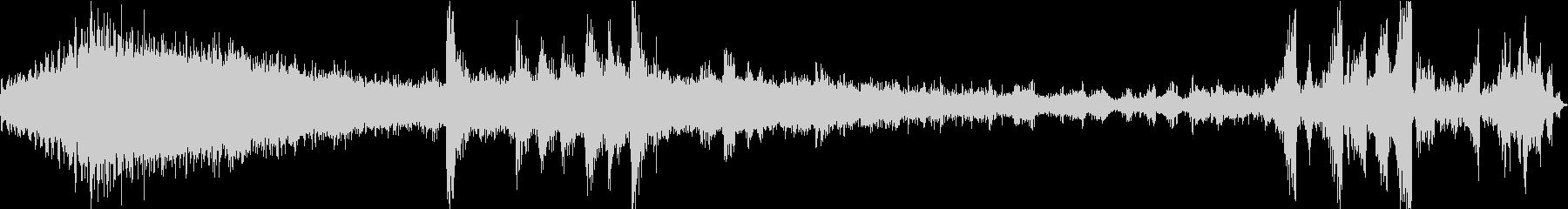 FMラジオ的ジングル4の未再生の波形