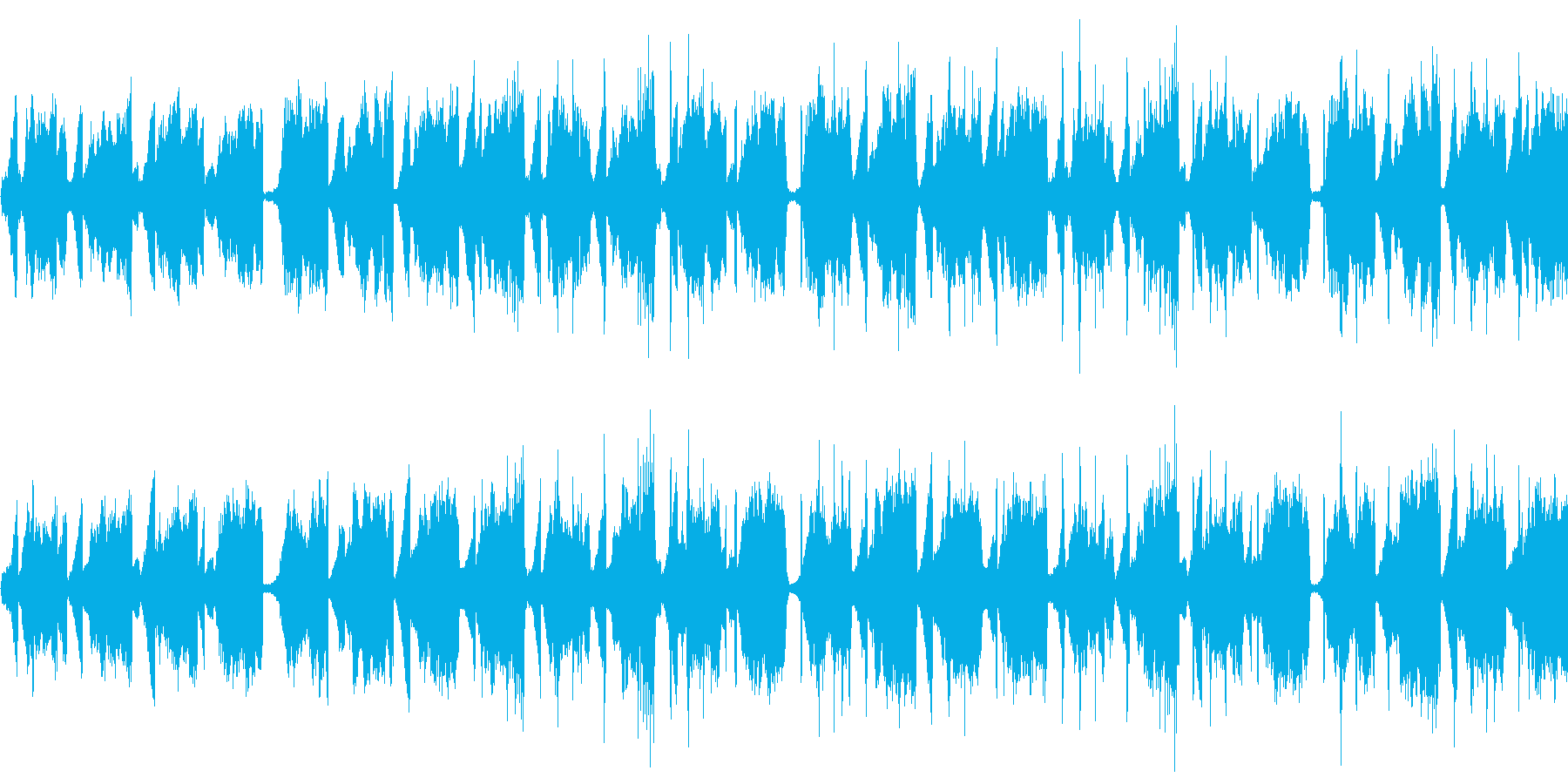 【ファンタジー/エレクトロニカ】の再生済みの波形