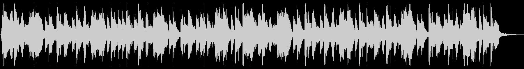 ラテン、サルサのトロピカルなジングルの未再生の波形