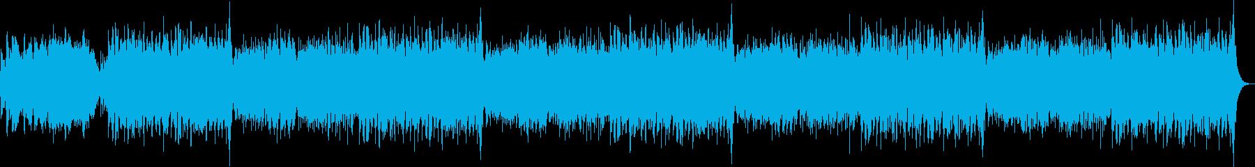 ドンキホーテのキトリ和風アレンジの再生済みの波形