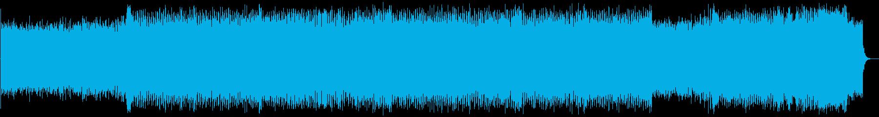 「威風堂々」のトランスバージョン!!の再生済みの波形