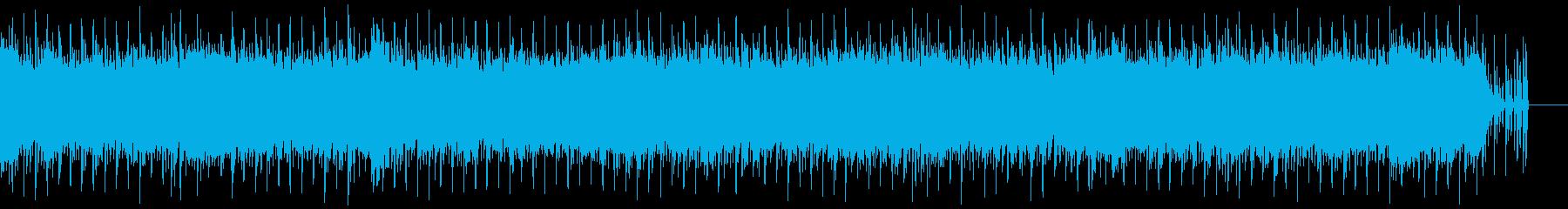 ダンス/ポップ/エレクトニック系。スト…の再生済みの波形