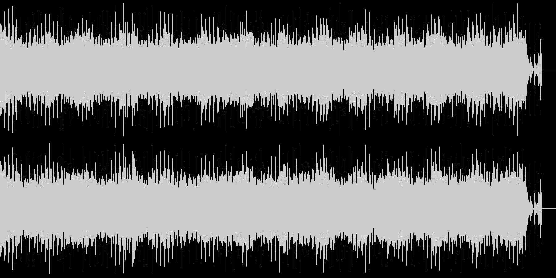 ダンス/ポップ/エレクトニック系。スト…の未再生の波形