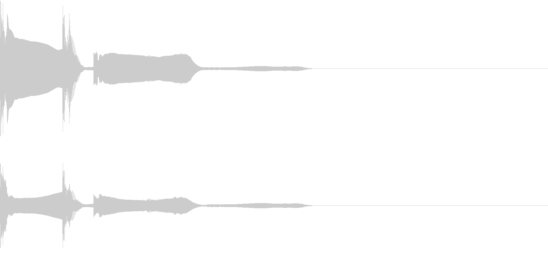 Crystal ロゴ 硬質 透明 電気的の未再生の波形