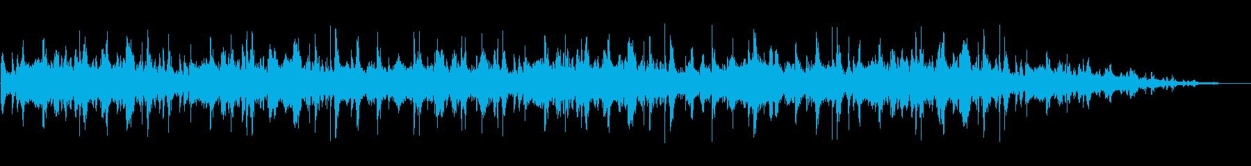30秒バージョンの再生済みの波形