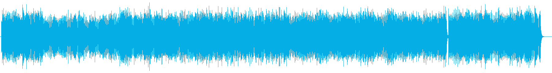 壮大な宇宙へ出発するエレクトロポップの再生済みの波形