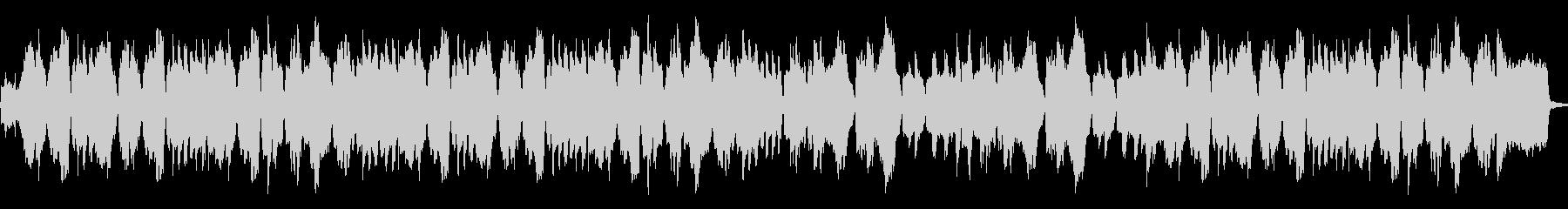 フィールドなどに使えそうなフルート曲の未再生の波形