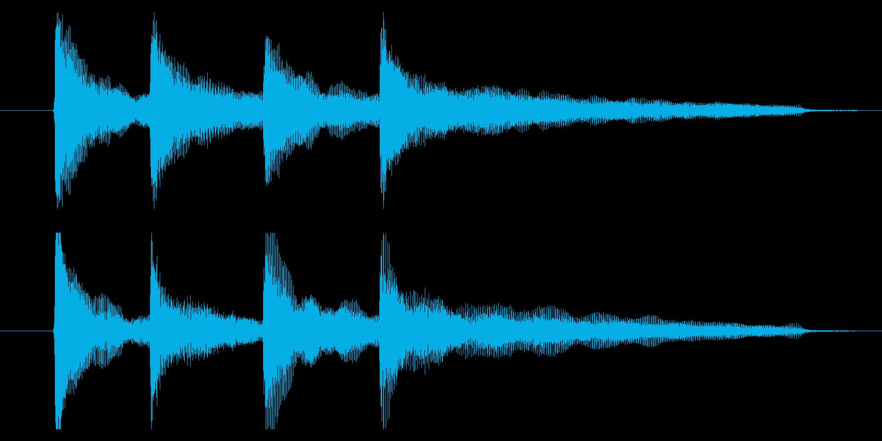【おはようのキスを2】の再生済みの波形