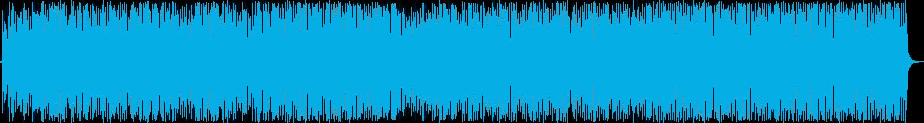 シンプルで楽しいカントリー風ポップの再生済みの波形