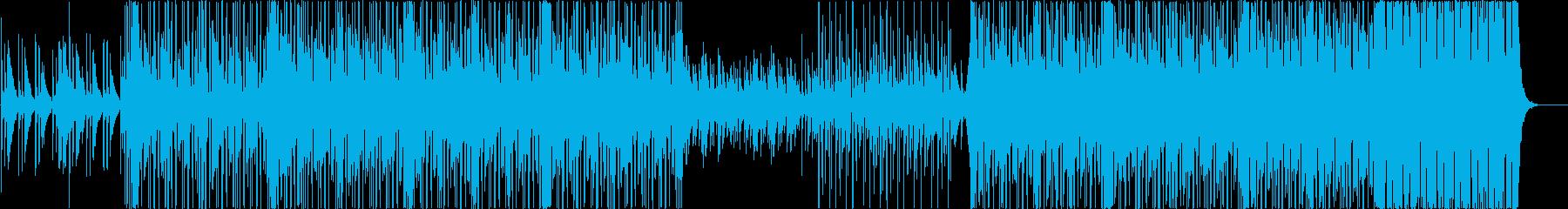 【メロディ抜き】三味線とバイオリンの和風の再生済みの波形