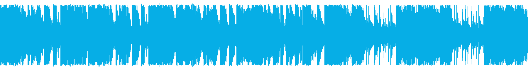 エキサイティングなビッグバンド[ループ]の再生済みの波形