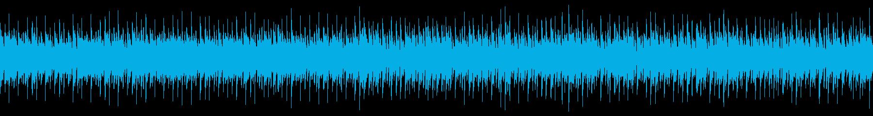 【汎用性バツグン!】メインゲームBGMの再生済みの波形