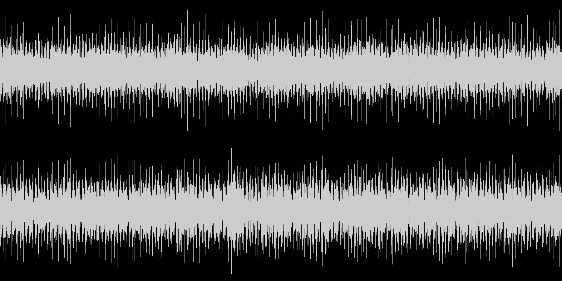 【汎用性バツグン!】メインゲームBGMの未再生の波形