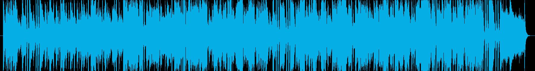 Jazz Pi Tr Ba Dr カルテの再生済みの波形