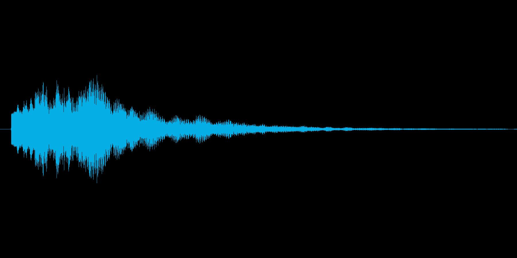 キラーーーン #62の再生済みの波形