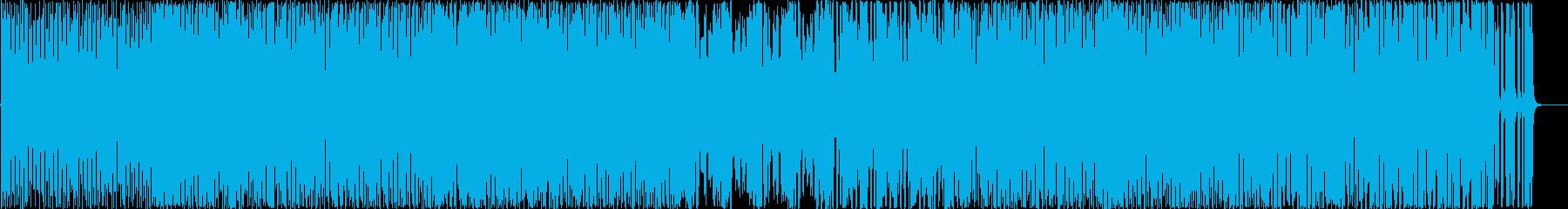 シイタケのイメージソングの再生済みの波形