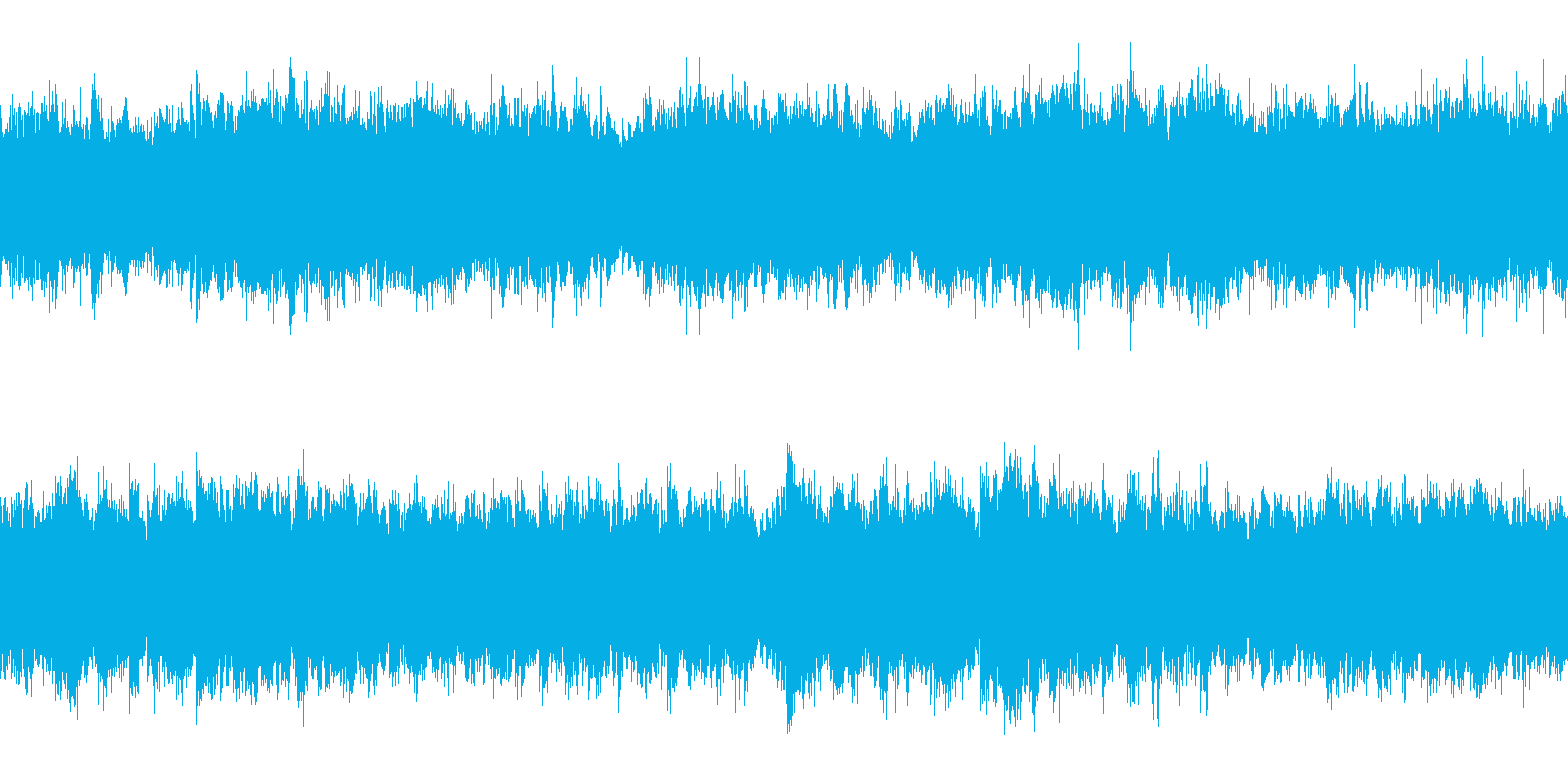 【メロディ抜き】コーラス感の強い浮遊感…の再生済みの波形
