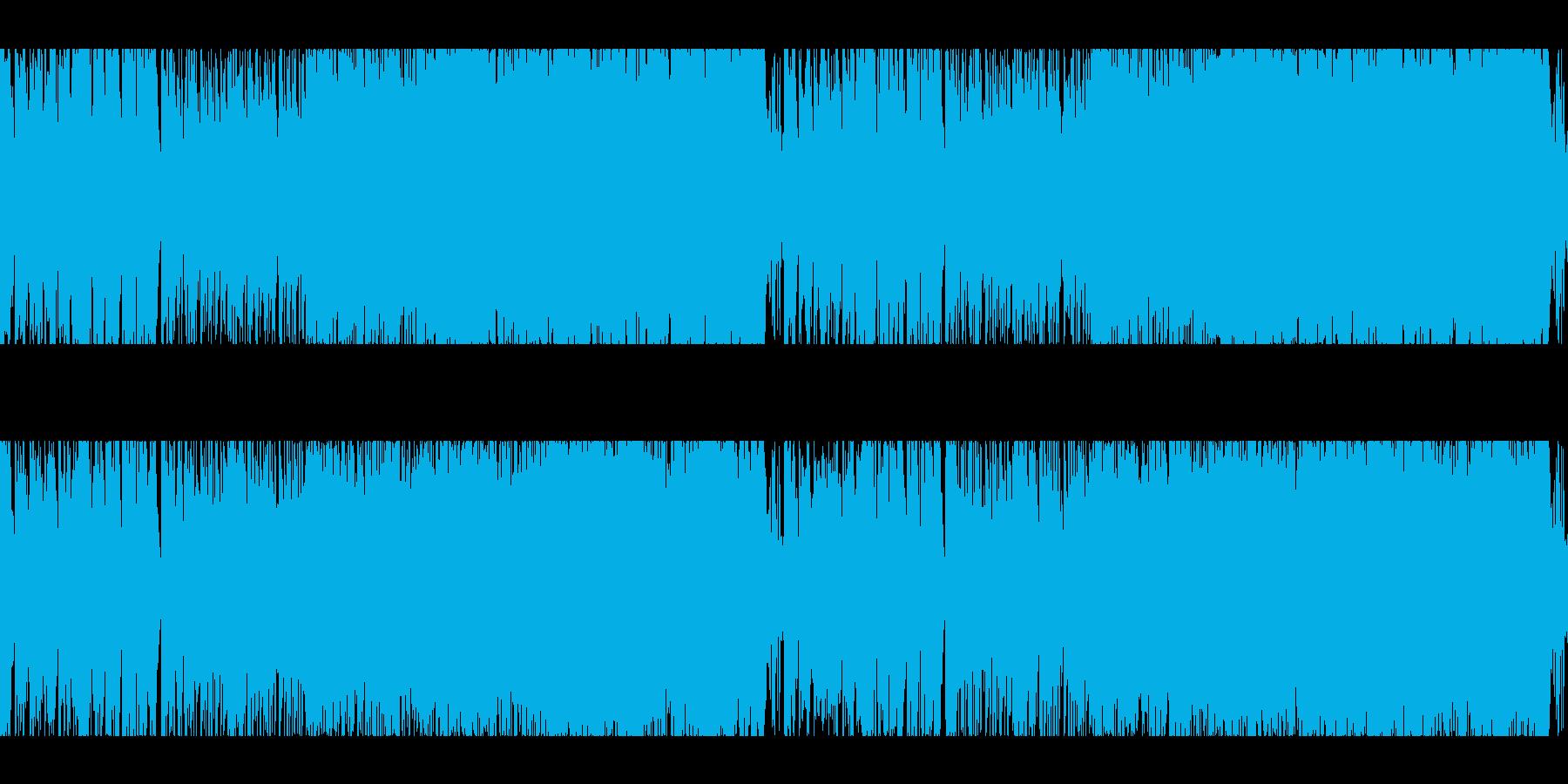 ループ:バトル/戦い/オーケストラ/緊迫の再生済みの波形