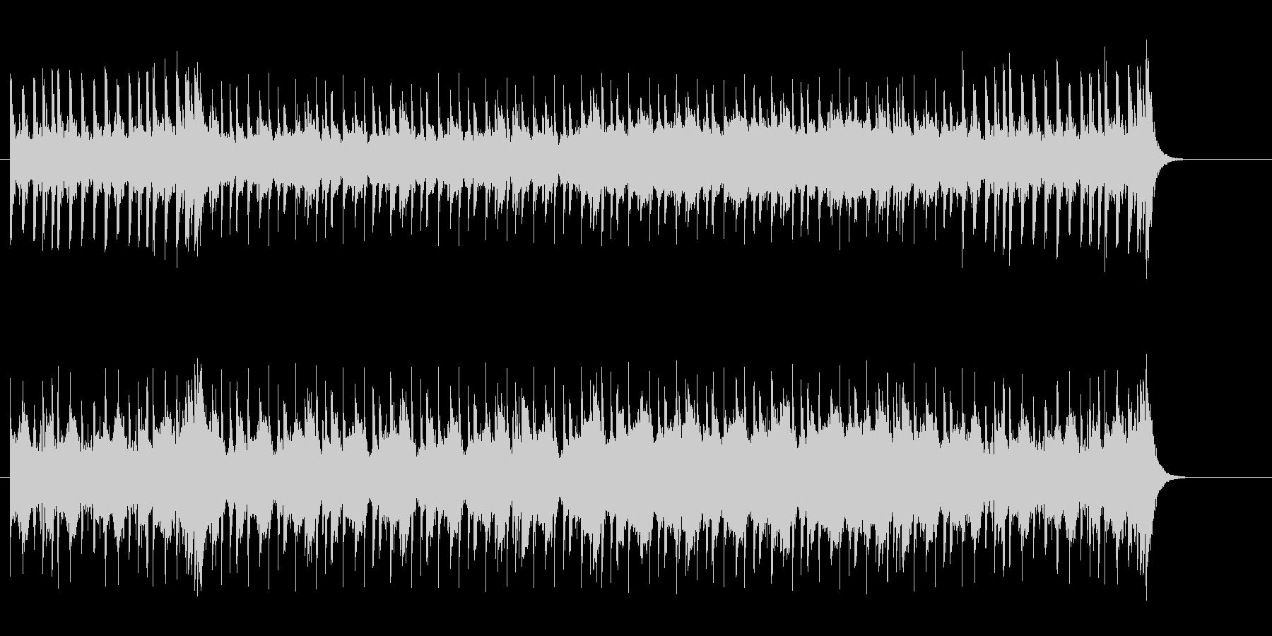 重く怪しいマイナー・エレクトリックの未再生の波形