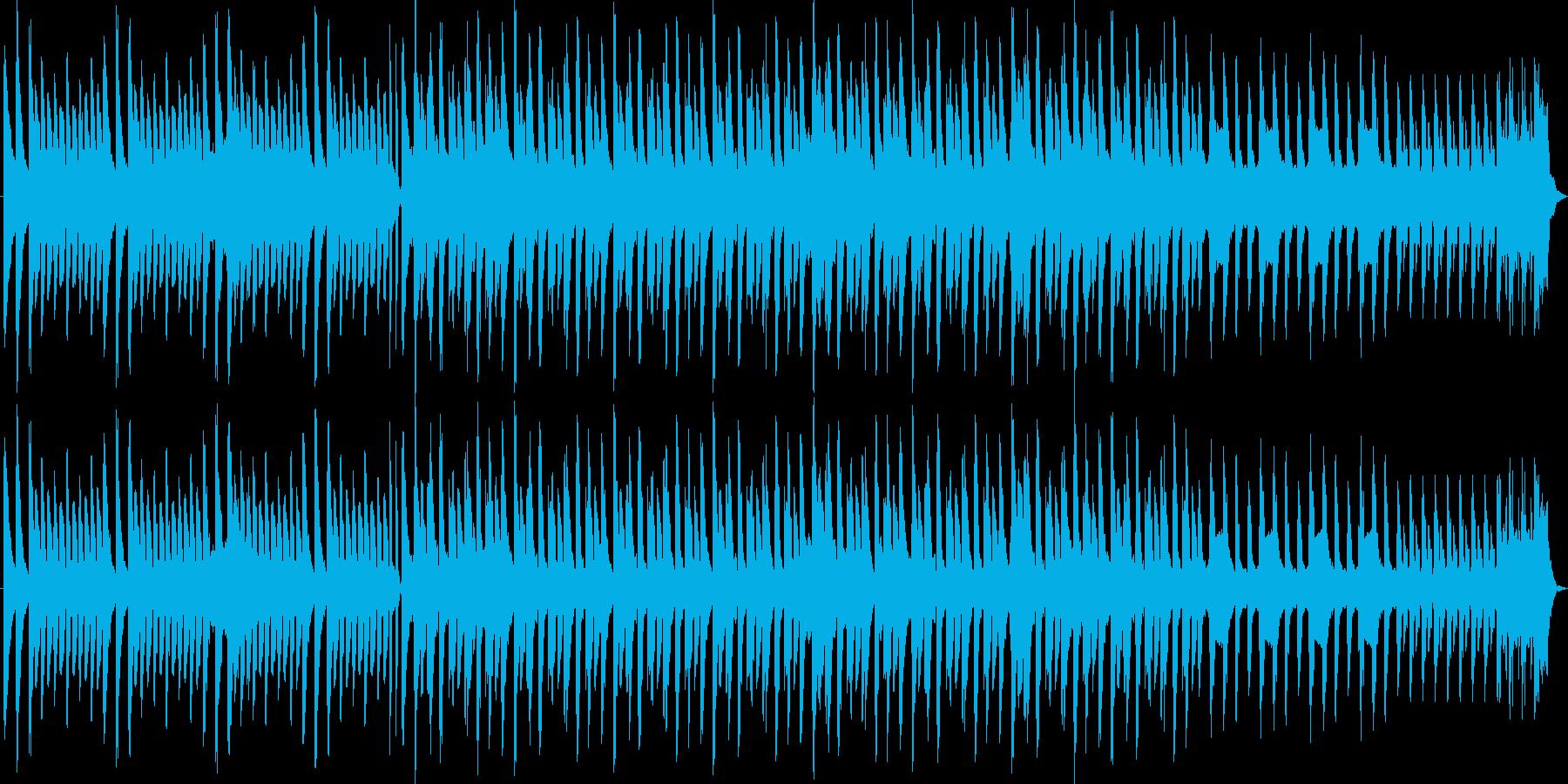序盤に挟みたいドロップの再生済みの波形