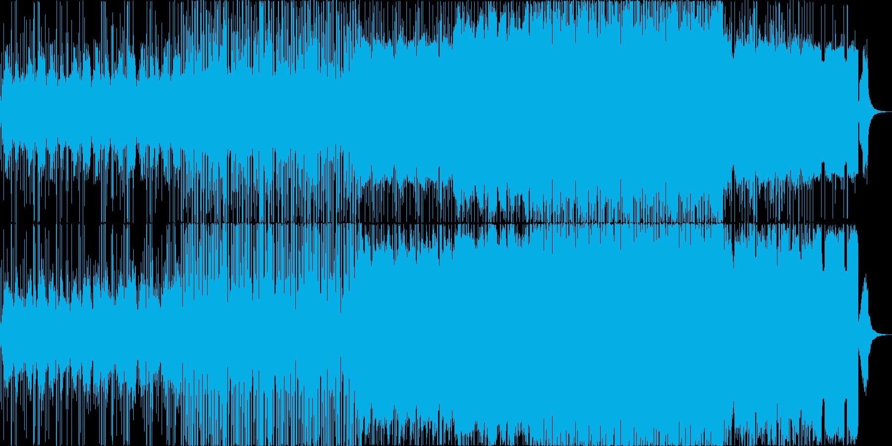 ストリングスが凄く美しいアンビエント曲!の再生済みの波形